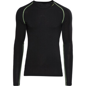 Woolpower Lite Girocollo, black